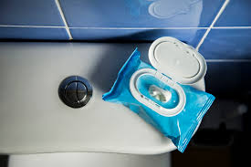 Wipes Clog Pipes! 'Flushable' is Not What it Seems - SCARCE